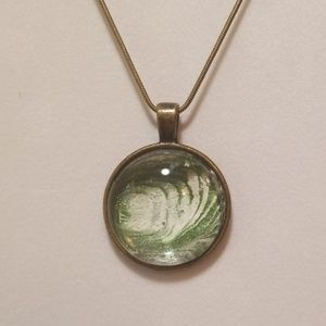 Handcrafted Cabochon necklace